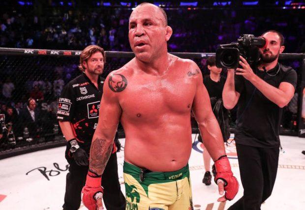 W. Silva venceu desafio no Japão (Foto: Reprodução Facebook Bellator MMA)