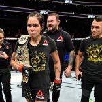 A. Nunes só volta em 2018 (Foto: Reprodução Facebook UFC)