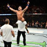 RDA venceu a segunda nos meio-médios (Foto: Reprodução Facebook UFC)