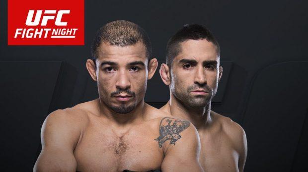 Aldo e Lamas se enfrentarão dia 16 de dezembro (Foto:Divulgação UFC)