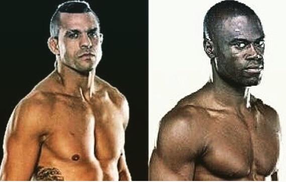 Belfort e Hall se enfrentam dia 14 de janeiro (Foto: Reprodução/Instagram Vitor Belfort)