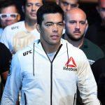 L. Machida foi nocauteado no UFC São Paulo (Foto: Reprodução Facebook UFC)