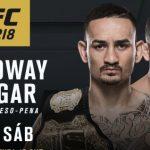 Duelo vai acontecer dia 2 de dezembro, em Detroit (EUA) (Foto: Reprodução/Divulgação UFC)