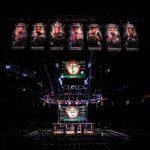 Campeão terá seu pôster acima do cage do Bellator (Foto: Reprodução Facebook Bellator MMA)