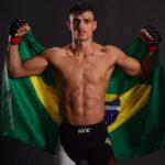 Carcacinha fará sua segunda luta no UFC (Foto:Reprodução/InstagramUFC)