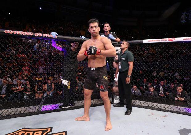 Machida (foto) venceu Anders no UFC Belém. Foto: Facebook / UFC