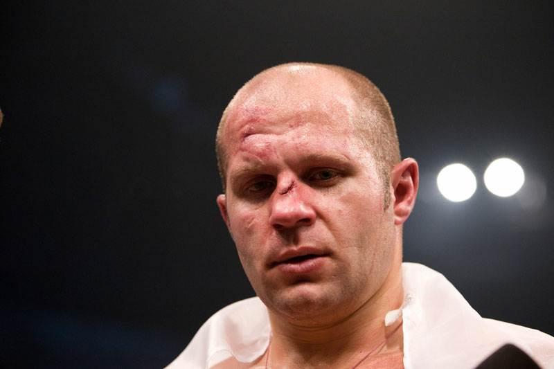 Fedor (foto) é considerado um dos maiores lutadores da história do MMA. Foto: Divulgação