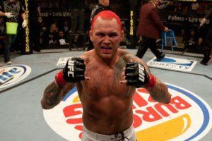 C. Leben foi um dos 22 lutadores testados e aprovados no antidoping do UFC 162