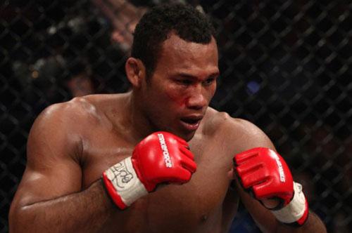 Ronaldo Jacaré (foto) tem novo adversário para o UFC no Combate 2. Foto: Divulgação
