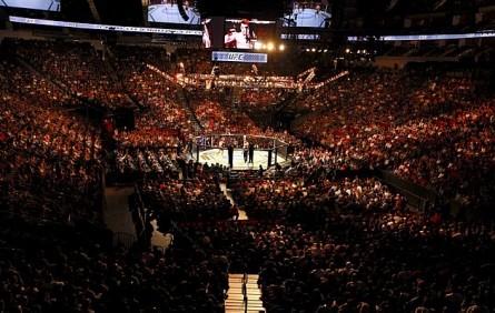 UFC pode estar próximo de realizar um evento em Nova York. Foto: UFC/Divulgação