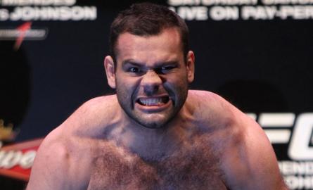 Napão admite que está praticamente aposentado do MMA. Foto: SUPER LUTAS