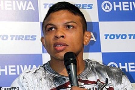 Bibiano Fernandes conquistou o cinturão interino dos galos do ONE FC