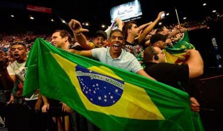 UFC Rio 5 abriu vendas para dois novos setores. Foto: Divulgação