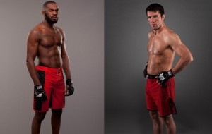 Jon Jones Chael Sonnen 300x190 Vídeo: Jon Jones vs. Chael Sonnen