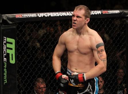 A. Belcher (foto) não vence desde maio do ano passado. Foto: Josh Hedges/UFC