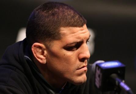 N. Diaz foi preso por dirigir alcoolizado e outros três crimes. Foto: Josh Hedges/UFC