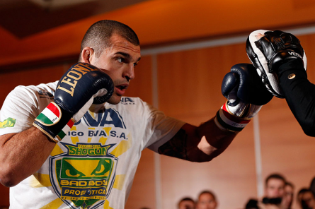 M.Shogun (foto) parece ser um dos lutadores favoritos de Dana White. Foto: UFC/Divulgação