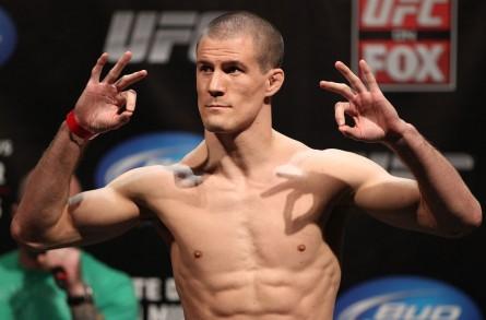 J. Cholish reclamou da remuneração dos atletas do Ultimate. Foto: Josh Hedges/UFC