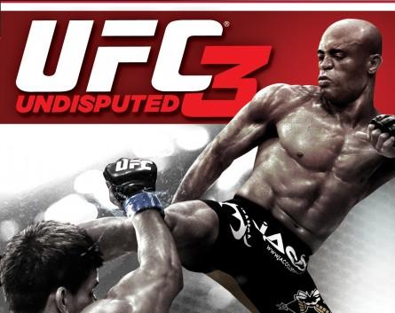 """Brasileiro Anderson Silva foi capa do """"UFC Undisputed 3"""". Foto: Divulgação"""