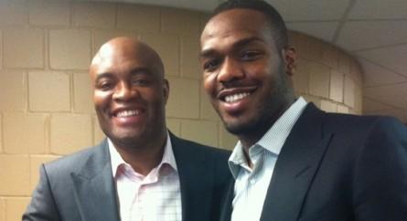 Anderson e Jones são nomeados para a disputa de premiação anual da ESPN