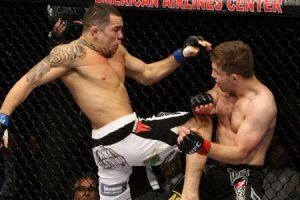 Rafaello Trator encara Edson Barboza no UFC 162