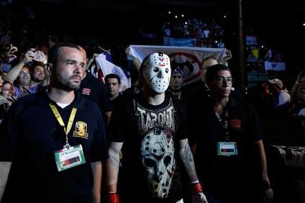 Jason pode encarar o pegador J. Stephens em nova luta no Brasil