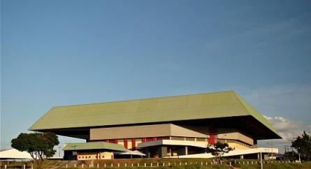 Um dos ginásios mais modernos do Brasil, a Goiânia Arena é forte candidata a sediar a estreia do UFC no Centro-Oeste