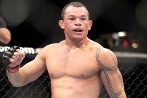 Gleison Tibau é o primeiro brasileiro oficializado no UFC 164