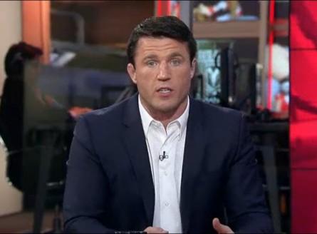 C. Sonnen (foto) já tem uma trajetória como analista na TV. Foto: FUEL TV/Reprodução