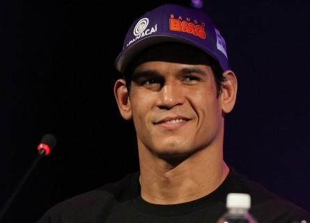 C.Mutante (foto) vai fazer sua primeira luta no UFC após o título do TUF. Foto: Josh Hedges/UFC