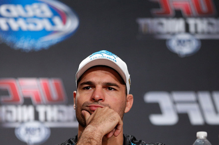 Shogun sonha em voltar ao topo do UFC. Foto: Josh Hedges/UFC