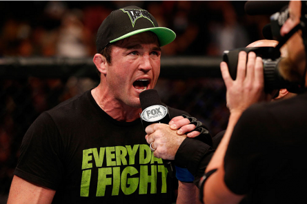 Agora requisitado, C.Sonnen (foto) aceitou o desafio de Belfort. Foto: Josh Hedges/UFC