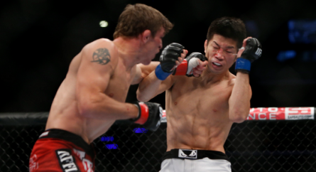 Preliminares do UFC Fight Night 27 abrem noite com nocautes, finalizações e polêmica