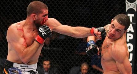 Suspensões médicas do UFC Fight Night 27: dois lutadores são afastados indefinidamente