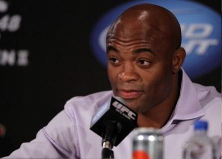 """Spider também chamou o presidente do UFC de """"paizão"""".Foto: Josh Hedges/UFC"""