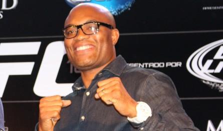 A. Silva (foto) descartou o assunto J.Jones no momento. Foto: Lucas Carrano/Super Lutas