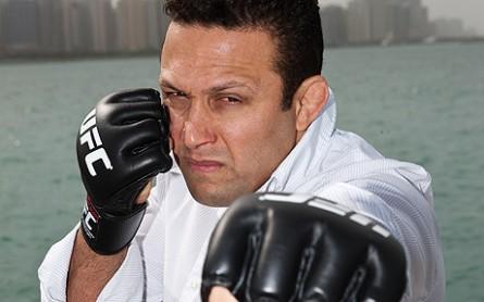 R. Gracie (foto) não crê que o Spider vá recuperar o cinturão dos médios. Foto: Josh Hedges/UFC
