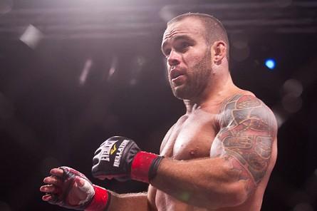 B. Carioca (foto) estreia no UFC em duelo de invictos. Foto: Andy Hemingway / Bellator