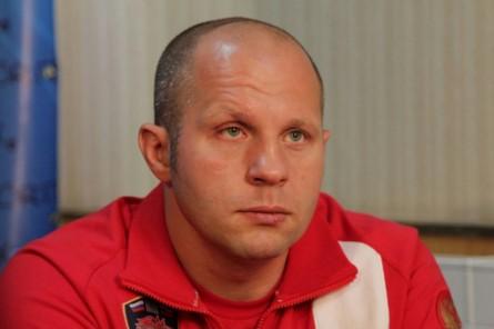 F. Emelianenko (foto) permaneceu invicto como profissional por uma década. Foto: Divulgação