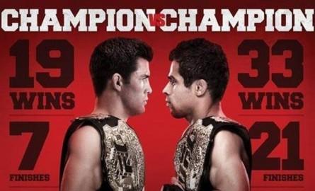 Duelo entre Cruz (esq.) e Barão (dir.) é a luta principal do UFC 169. Foto: UFC/Divulgação