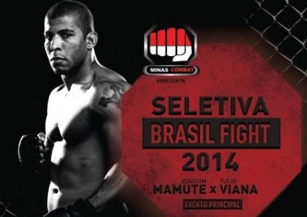 Seletiva do Brasil Fight em Belo Horizonte acontece nesta quinta. Foto: Divulgação