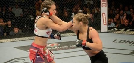 Ronda Rousey x Miesha Tate