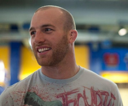 P. Cummins (foto) encara D. Cormier no UFC 170. Foto: Reprodução/Facebook