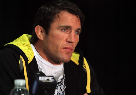 C. Sonnen (foto) está agora aposentado do MMA profissional. Foto: Josh Hedges/UFC
