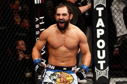 Hendricks conquistou o cinturão meio-médio do UFC em 2014. Foto: Divulgação/UFC