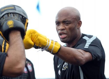 Empresário diz que já pensa em provável oponente de Anderson (foto) em seu retorno ao UFC. Foto: Divulgação/UFC