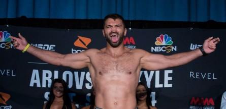 Arlovski (foto) está de volta ao UFC. Foto: Divulgação/WSOF