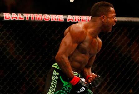 C. Beal (foto) levou uma das premiações de bônus do UFC 172