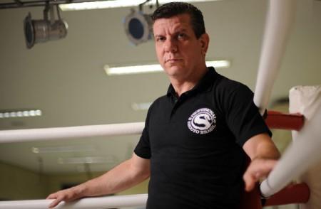 Dede Pederneiras garante que Barão voltará mais forte. Foto: Academia Nova União
