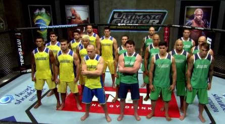 TUF Brasil 3 conhece seus dois primeiros finalistas no próximo domingo (18). Foto: YouTube/Reprodução